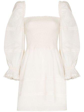 Reformation платье мини Dunes - купить в интернет магазине в Москве | Цены, Фото.