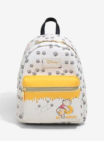 Loungefly Disney Winnie The Pooh Bees & Honey Mini Backpack