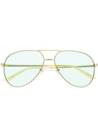 Gucci Eyewear aviator frame sunglasses