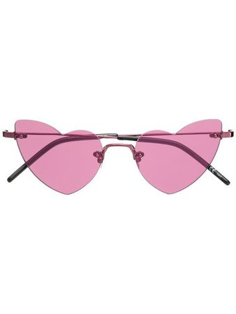 Saint Laurent Eyewear Lou Lou sunglasses $249 - Shop SS19 Online - Fast Delivery, Price