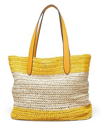 Straw Beach Tote Bag | Banana Republic