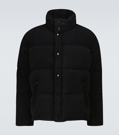 Saint Laurent, Corduroy down jacket