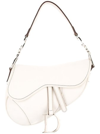 Christian Dior Pre-Owned Trotter Saddle Bag - Farfetch