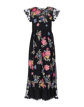 Redvalentino Midi Dress - Women Redvalentino Midi Dress online on YOOX United States - 34948472RV