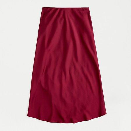 J.Crew: Pull-on Slip Skirt