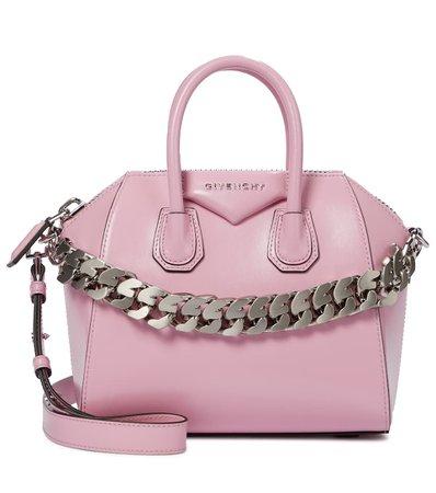 Givenchy - Antigona Chain Mini leather tote | Mytheresa
