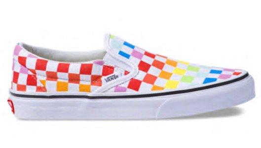 rainbow 🌈 vans