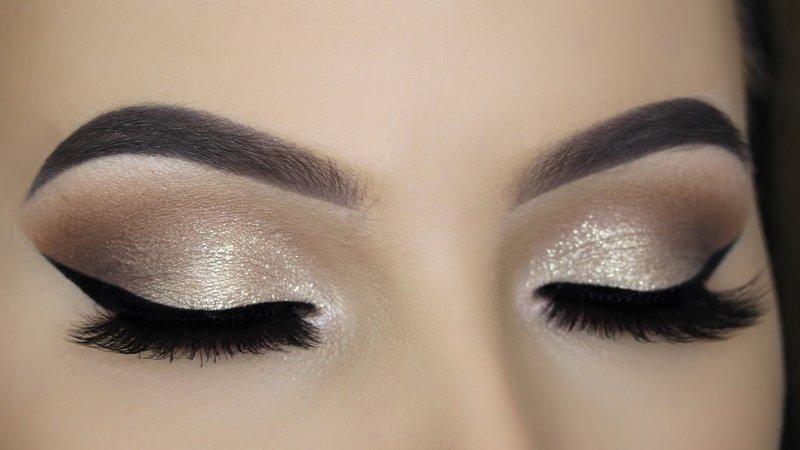 neutral formal makeup