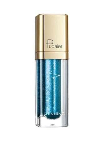 Buy Now - pudaier Glitter Shinning Liquid Eyeshadow Blue with Fast Delivery and Easy Returns in Dubai, Abu Dhabi and all UAE