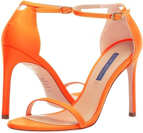 orange the nudist sandals - Google Search