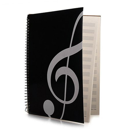 2019 New Blank Sheet Music Composition Manuscript Staff Paper Music Notebook 50 Pages High Note From Musicgifts, $6.94 | DHgate.Com