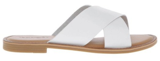 Miss Shop Miss Shop Alice White SandalAlice White Sandal
