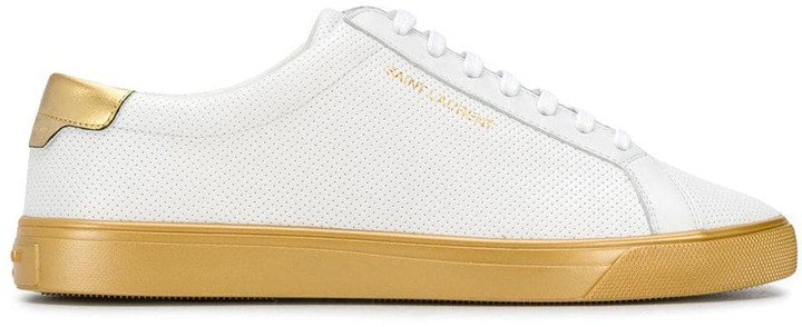 Andy perforated sneakers