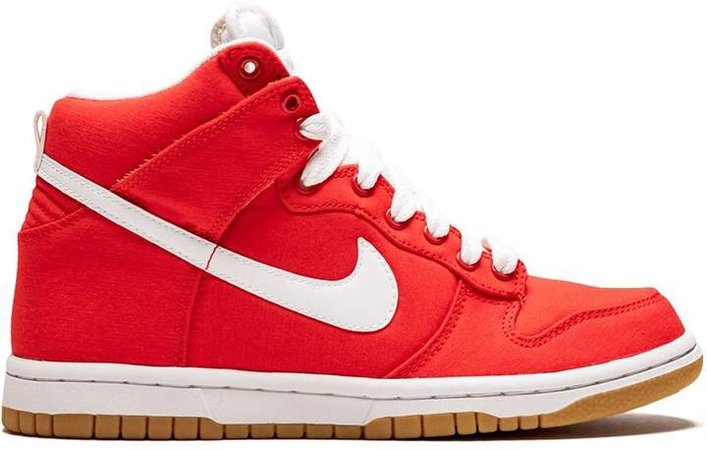 WMNS Dunk High sneakers