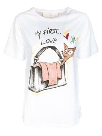 Elisabetta Franchi For Celyn B. Printed T-shirt