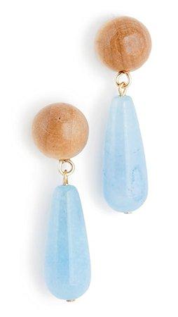 Sophie Monet The Storm Earrings | SHOPBOP