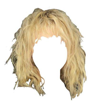 hw dirty blonde hair
