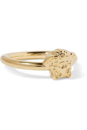 Versace | Gold-tone ring | NET-A-PORTER.COM