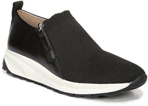 Stephanie Zip Sneaker