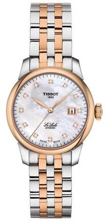 Le Locle Diamond Bracelet Watch, 29mm