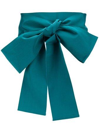 Sara Roka Bow Tie Belt - Farfetch