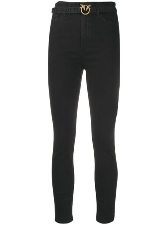 Pinko High Rise Skinny Jeans - Farfetch