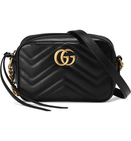 Gucci GG Marmont 2.0 Matelassé Leather Shoulder Bag | Nordstrom