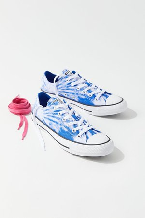 Converse Chuck Taylor All Star Tie-Dye Low Top Sneaker | Urban Outfitters