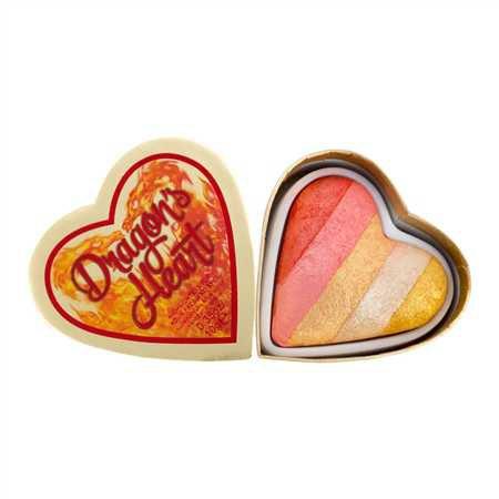 I Heart Revolution Dragon's Heart Highlighter | RevolutionBeauty.com