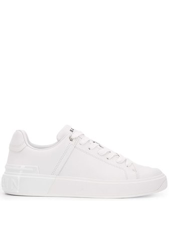 Balmain Chunky low-top Sneakers - Farfetch