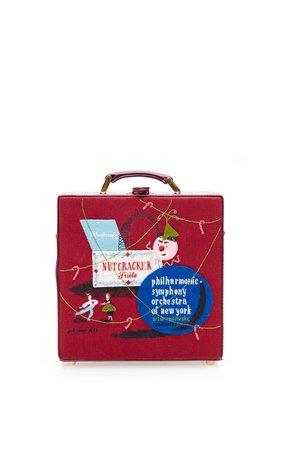 Nutcracker Top Handle Bag by Olympia Le-Tan | Moda Operandi