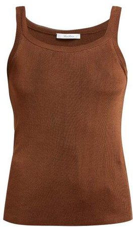 Bona Camisole - Womens - Brown