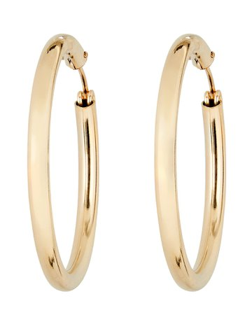 Jordan Road Jewelry Jacquie Hoop Earrings | INTERMIX®