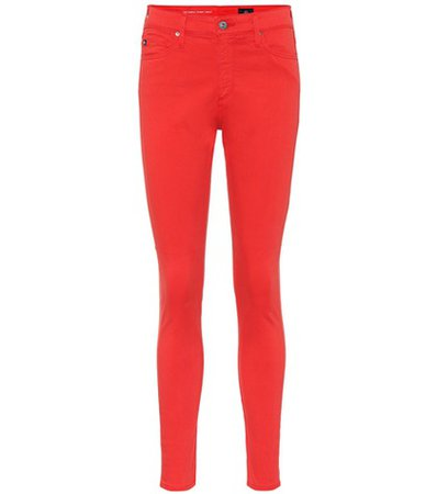 The Farrah Ankle skinny jeans