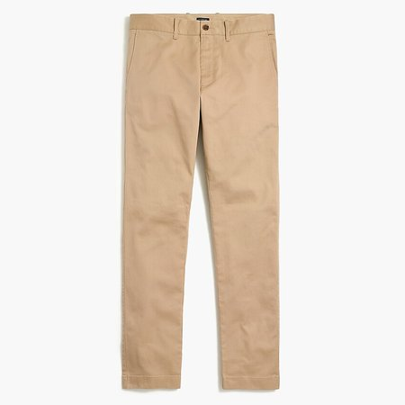 J.Crew Factory: Slim-fit Flex Khaki Pant For Men