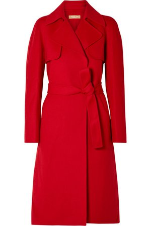 Michael Kors Collection | Wool trench coat | NET-A-PORTER.COM