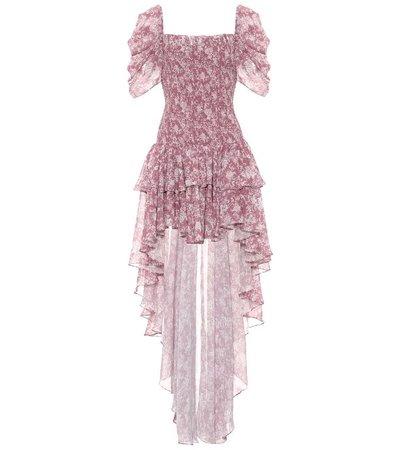 CAROLINE CONSTAS - Arina floral dress