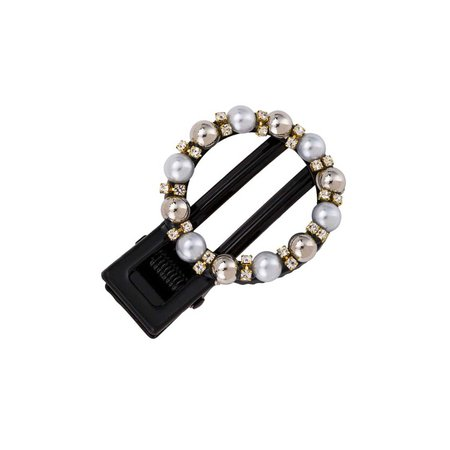 JESSICABUURMAN – LEVIO Pearls Round Hair Clip