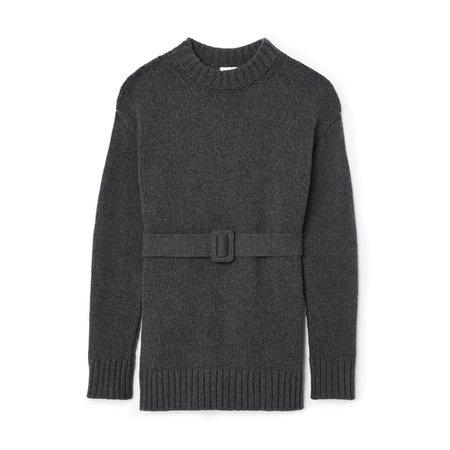 Fares Belted Sweater | G. Label - Goop Shop