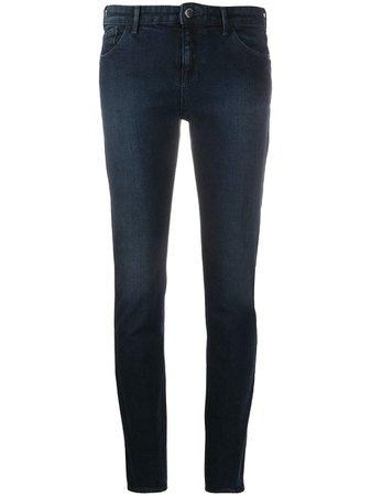 Emporio Armani low-rise Skinny Jeans - Farfetch