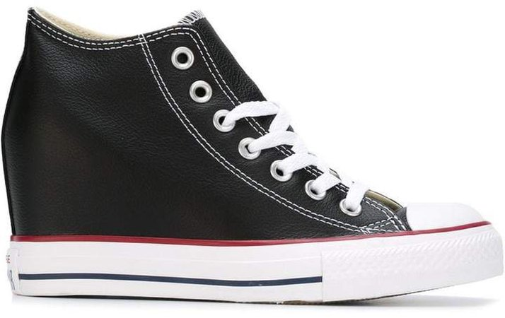 'Chuck Taylor All Star Lux Wedge' sneakers