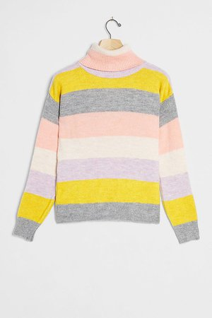 Candace Turtleneck Sweater | Anthropologie