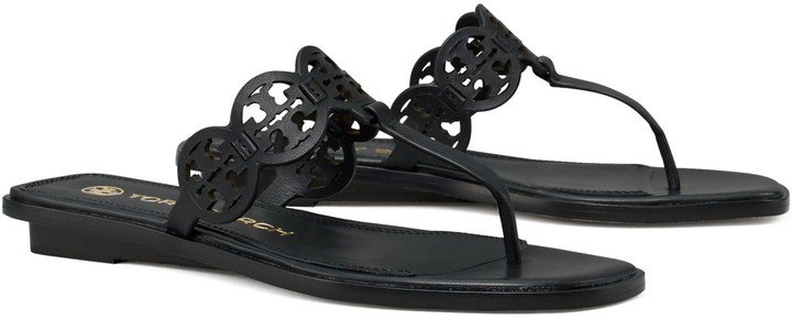 Tiny Miller Thong Sandal, Leather