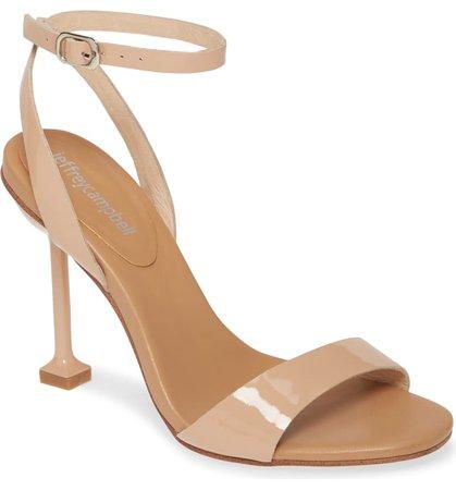 Jeffrey Campbell Angelic Ankle Strap Sandal (Women) | Nordstrom