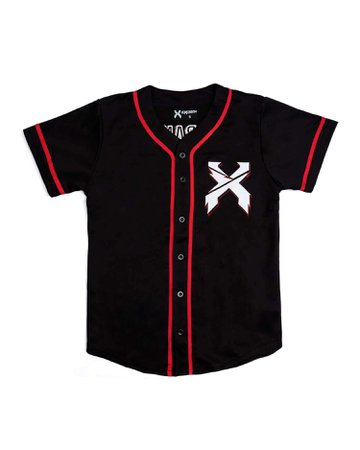 Excision Baseball Jersey