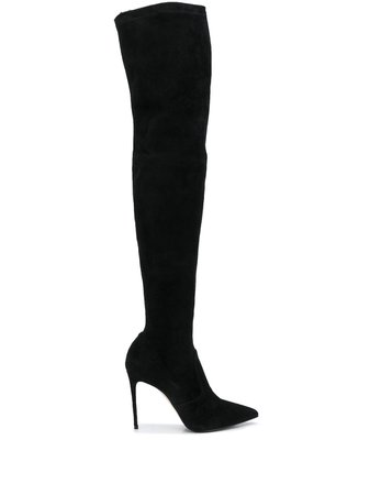 Le Silla Carry Over thigh-high Boots - Farfetch