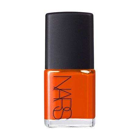 NARS Orange Nail Polish