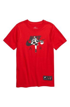 Nike Sportswear Air Photo Graphic T-Shirt (Little Boys & Big Boys) | Nordstrom