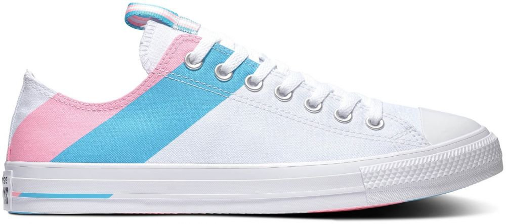 Converse Chuck Taylor All Star Pride Low Top 90s Pink/Gnarly Blue