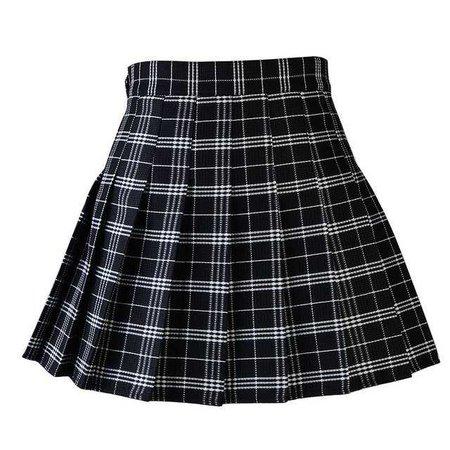 Mujeres plisado falda Harajuku estilo Preppy a cuadros Faldas Mini uniformes escolares lindo señoras Jupe Kawaii falda Saia Faldas SK8710 en Faldas de Moda y complementos de mujer en AliExpress.com | Alibaba Group